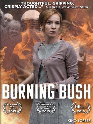 cover image of Burning Bush