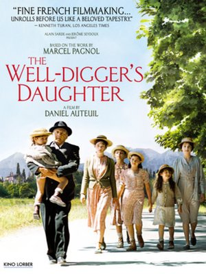 cover image of The Well-Digger's Daughter
