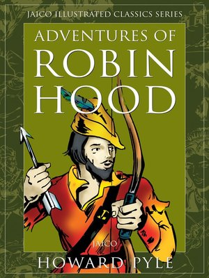cover image of Adventures of Robin Hood
