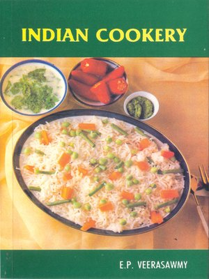 cover image of Indian Cookery