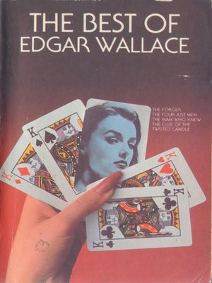 cover image of The Best of Edgar Wallace