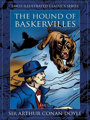 cover image of The Hound of Baskervilles