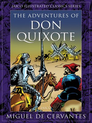 cover image of The Adventures of Don Quixote