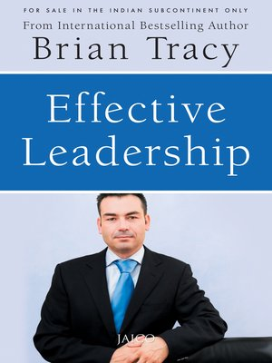 cover image of Effective Leadership