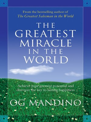 The Greatest Salesman In The World Book Pdf