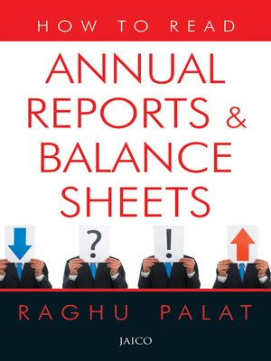 cover image of How to Read Annual Reports & Balance Sheets