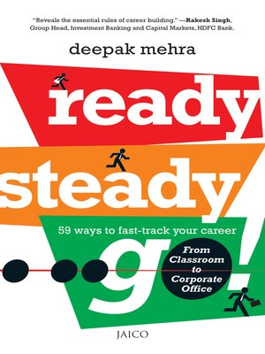 cover image of Ready, Steady, Go!