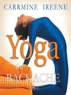 cover image of Yoga for Backache