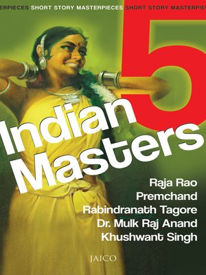 cover image of 5 Indian Masters
