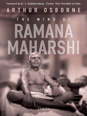cover image of The Mind of Ramana Maharshi