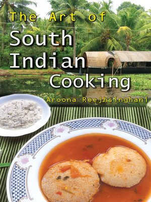 cover image of The Art of South Indian Cooking