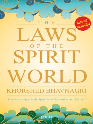 cover image of The Laws of the Spirit World