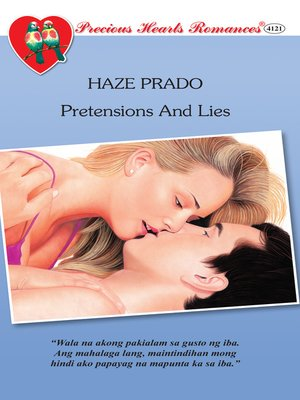 cover image of Pretensions and Lies