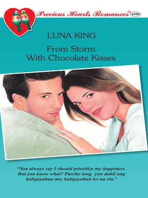 cover image of From Storm with Chocolate Kisses
