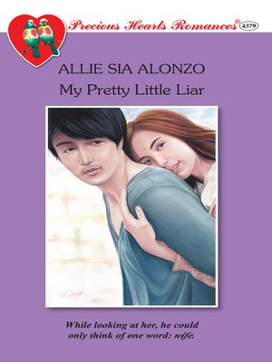 cover image of My Pretty Little Liar