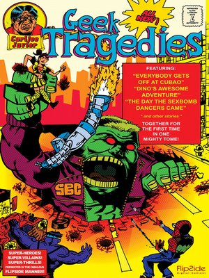 cover image of Geek Tragedies