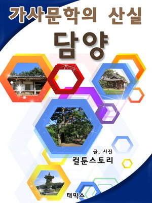 cover image of 가사문학의 산실, 담양