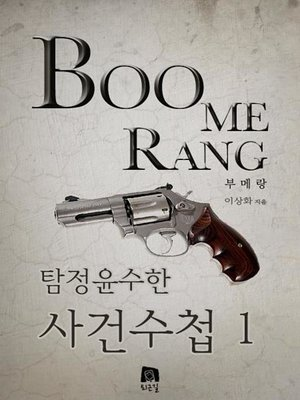 cover image of 부메랑