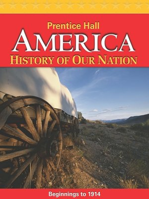 american nation history book