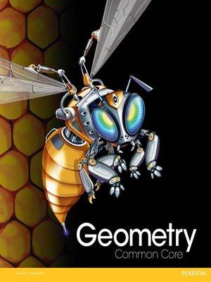Pearsonpublisher overdrive rakuten overdrive ebooks cover image of geometry fandeluxe Gallery