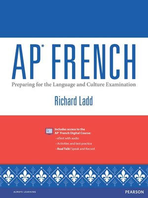 cover image of AP French