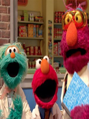 cover image of Sesame Street, Season 41, Episode 4214