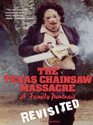 cover image of The Texas Chainsaw Massacre