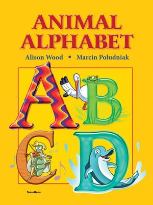 cover image of Animal Alphabet