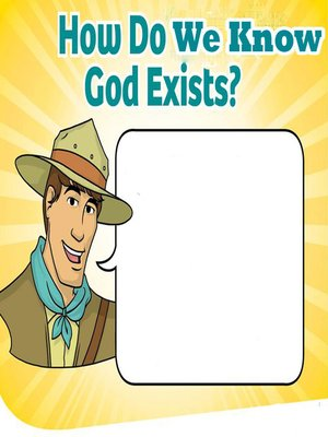 cover image of How Do We Know God Exists?