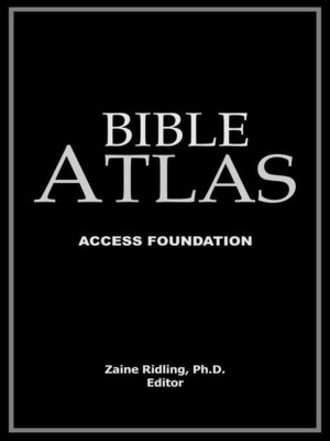 cover image of Bible Atlas