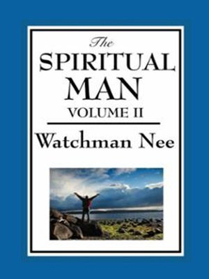 cover image of The Spiritual Man volume two