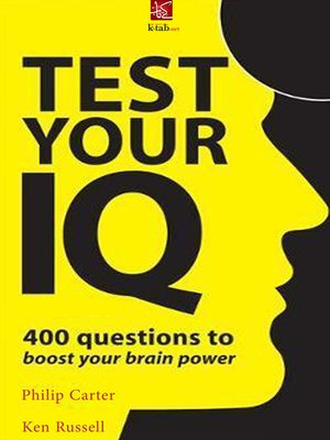 cover image of TEST YOUR IQ
