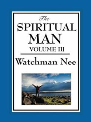 cover image of The Spiritual Man volume three