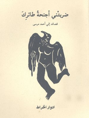 cover image of ضربتنى أجنحة طائرتك