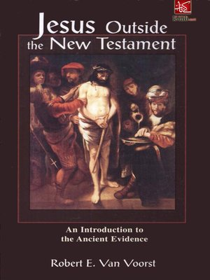 cover image of Jesus Outside the New Testament