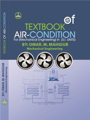 cover image of A Text Book of Air Conditioning
