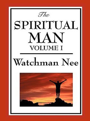 cover image of The Spiritual Man volume one