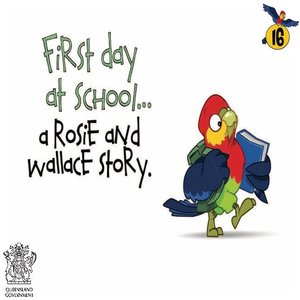 cover image of First Day at School