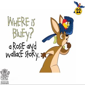cover image of Where is Bluey?