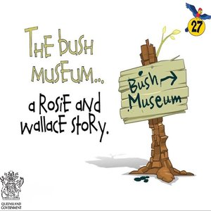 cover image of The Bush Museum