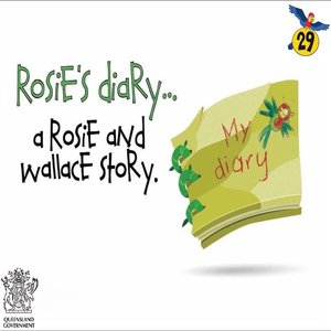cover image of Rosie's Diary
