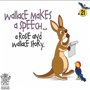 cover image of Wallace Makes a Speech