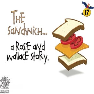 cover image of The Sandwich