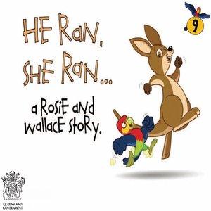 cover image of He Ran, She Ran