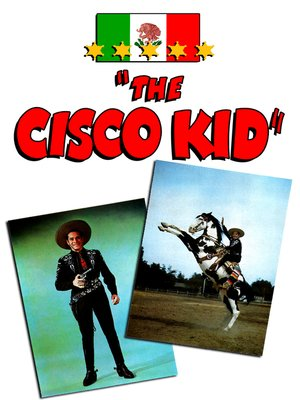 cover image of The Cisco Kid, Season 2, Episode 25