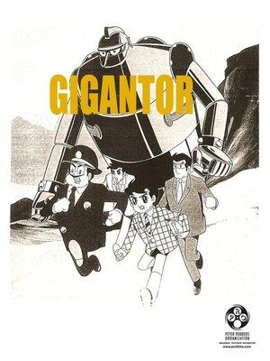 cover image of Gigantor, Season 1, Episode 1
