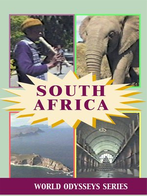 cover image of World Odysseys, South Africa