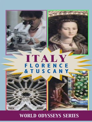 cover image of World Odysseys, Italy (Florence & Tuscany)