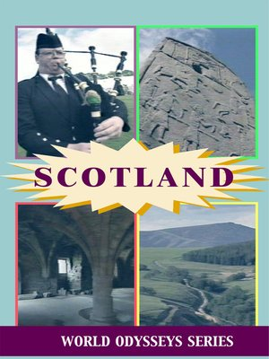 cover image of World Odysseys, Scotland