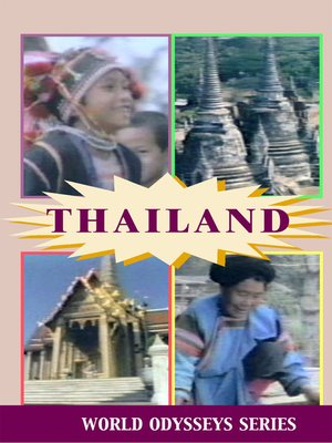 cover image of World Odysseys, Thailand